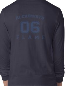 Flame Alchemist #06 Long Sleeve T-Shirt