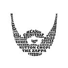 Beard Typography by Jesslaceyhogan