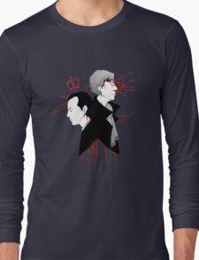 BBC Sherlock - The Reichenbach Fall Long Sleeve T-Shirt