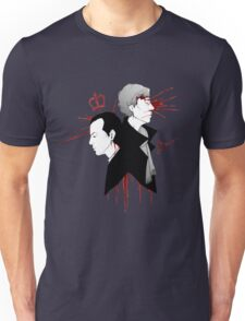 BBC Sherlock - The Reichenbach Fall Unisex T-Shirt