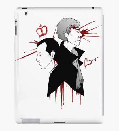 BBC Sherlock - The Reichenbach Fall iPad Case/Skin