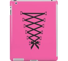 Corset Ribbon iPad Case/Skin
