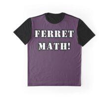 Ferret Math! Graphic T-Shirt