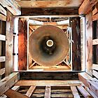 Old Church Bell by Randy Richards
