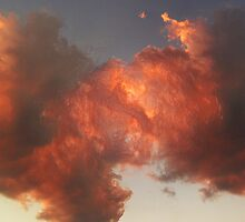 © HCS-DA Cloud Over Gold by OmarHernandez