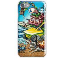 Surfite Summer by BigToe iPhone Case/Skin