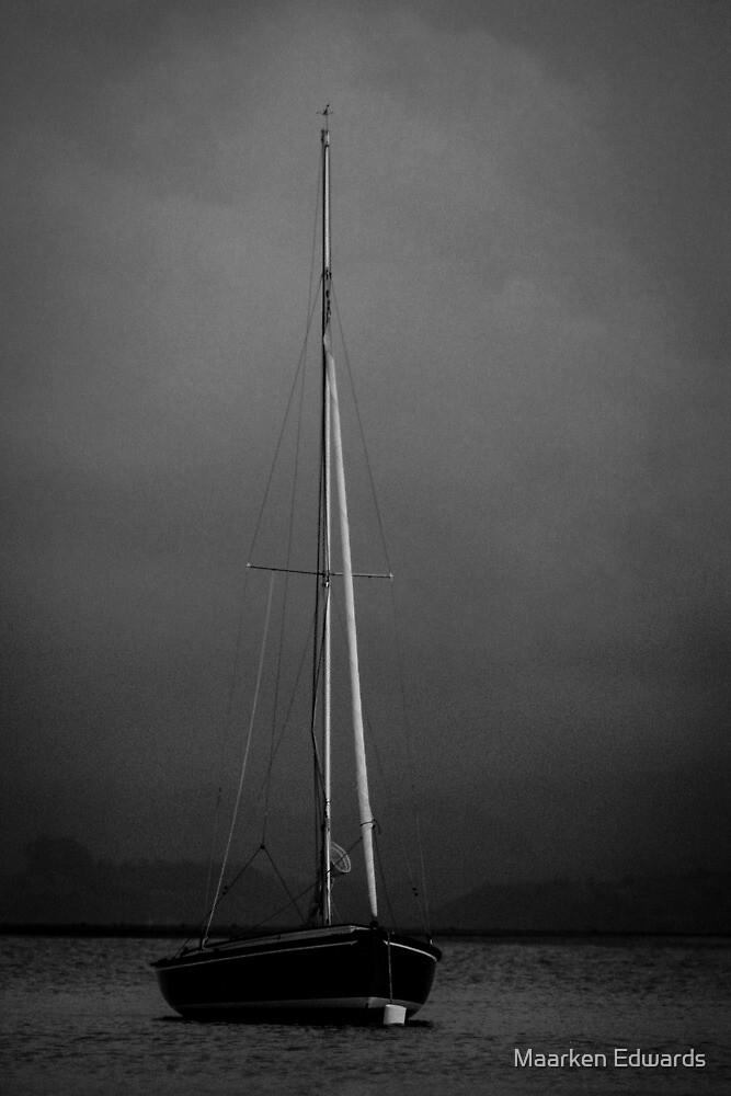 Lonely Seas by Maarken Edwards