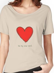 Be My Sour Wolf - Sterek / Teen Wolf  Women's Relaxed Fit T-Shirt
