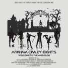 Arkham Crazy Eights by AWESwanky