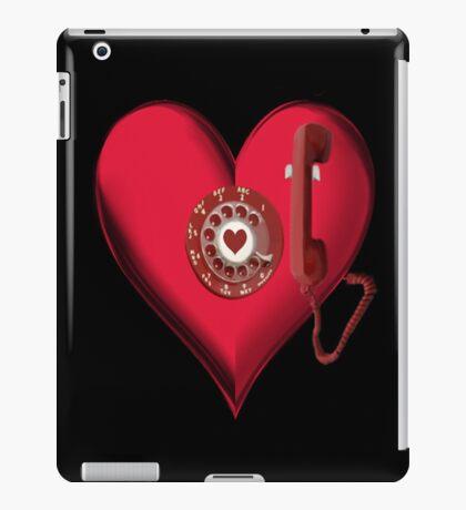 ❤ 。◕‿◕。 HEART PHONE IPAD CASE❤ 。◕‿◕。  iPad Case/Skin