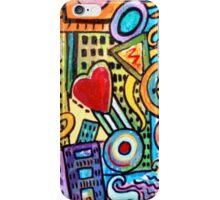 Pretty City iPhone Case/Skin