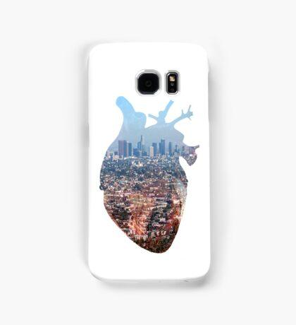 Heart of the City Samsung Galaxy Case/Skin