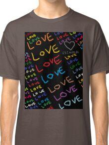 I Am In Love Classic T-Shirt