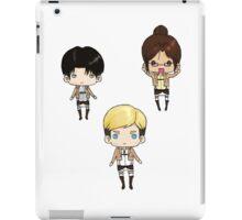 Levi, Erwin, Hanji iPad Case/Skin