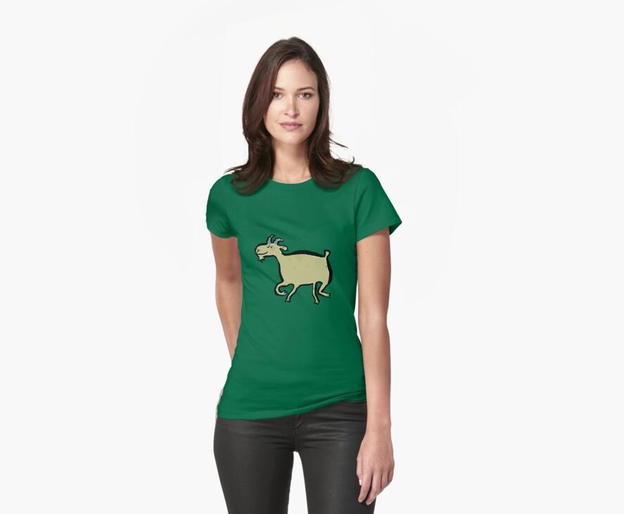 the dancing goat by greendeer