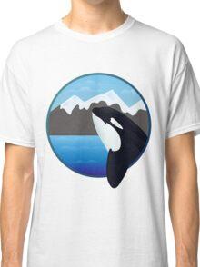Framed Orca Classic T-Shirt
