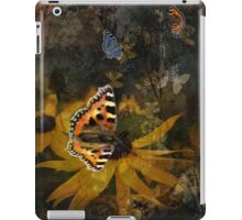 Fragile Butterfly Remix iPad Case/Skin