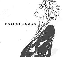 Psycho-Pass Kagari by dani386