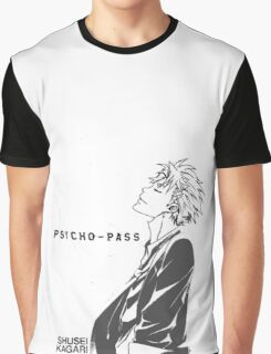 Psycho-Pass Kagari Graphic T-Shirt