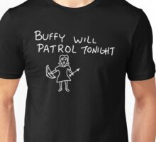 Patrolling Without a Voice T-Shirt