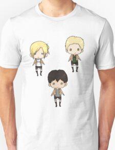 Annie, Bertl, and Reiner T-Shirt