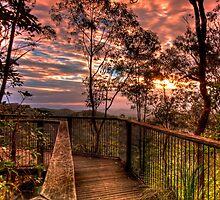 Westridge skies by GeoffSporne