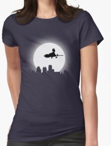 Moonlight Service Womens Fitted T-Shirt