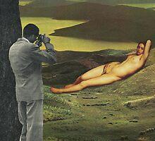 Classic encounter  by Sammy  Slabbinck