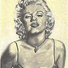 Marilyn by Tony Heath