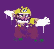 Wario Paint by dbizal