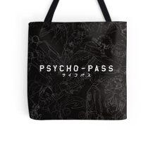 Psycho-Pass Tote Bag