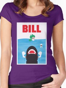 Bill Women's Fitted Scoop T-Shirt