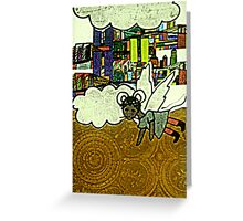 City Mouse Greeting Card