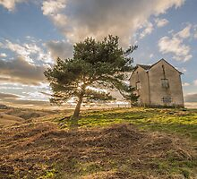 House on a Hill by Phil Tinkler