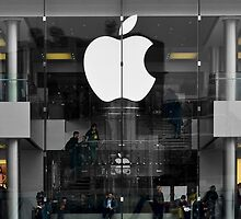 Now That's an Apple Store by HKart