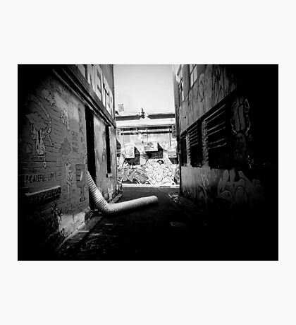 lane Photographic Print