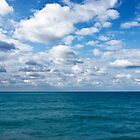 Sky and Sea by gleadston