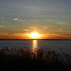 Sunset Long Island by RaymondJames