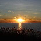 Sunset Long Island by RaymondJames
