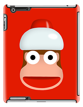 ape escape - monkey by o0otnto0o