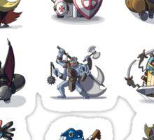 Final Fantasy Pokemon Collection Set 1 Sticker