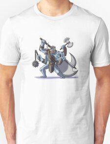 Final Fantasy - Machamp Berserker T-Shirt
