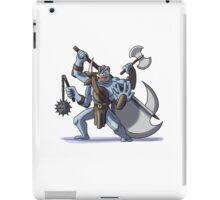 Final Fantasy - Machamp Berserker iPad Case/Skin