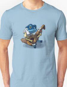 Final Fantasy - Frogadier Battle Bard T-Shirt