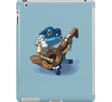 Final Fantasy - Frogadier Battle Bard iPad Case/Skin