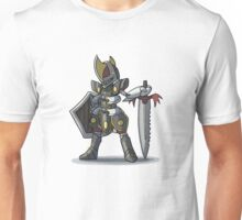 Final Fantasy - Bisharp Warrior Unisex T-Shirt