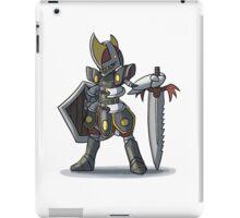 Final Fantasy - Bisharp Warrior iPad Case/Skin