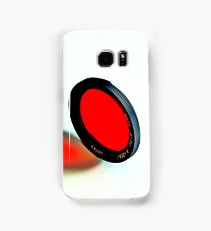 Red 25A Samsung Galaxy Case/Skin