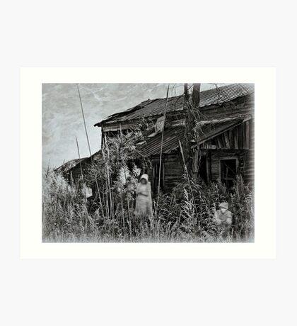 Country Spirits Art Print