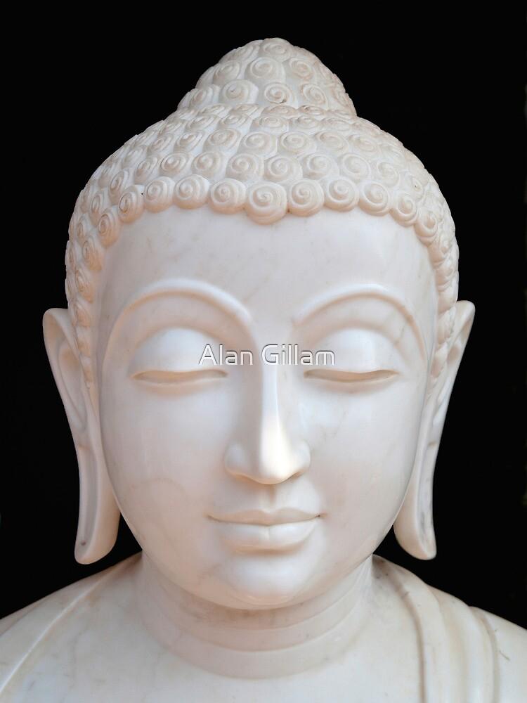 The Buddha. by Alan Gillam